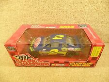 New 1996 Racing Champions 1:24 NASCAR Preview Ricky Craven DuPont Monte Carlo #2