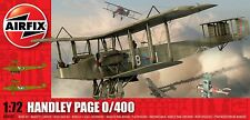 Airfix A06007 1/72 Plastic WWI British Handley Page 0/400 Heavy Bomber