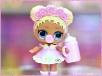 LOL Surprise FLOWER CHILD Confetti Pop Series 3 Girl Doll VHTF~New Unpopped Ball