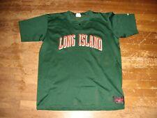 Long Island Ducks Jersey Rawlings sz Large Mens BP Atlantic League EUC