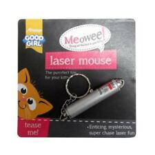 Good Girl Laser Mouse Cat Kitten Toy Game Play Paw Pounce Batteries Included