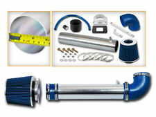 BCP BLUE For 88-95 Toyota Pickup 4Runner 2.4L L4 Air Intake Racing System+Filter