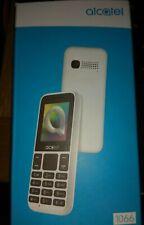 NOKIA / ALCATEL 1066G BLACK SIM FREE CAMERA PHONE OPEN BOX