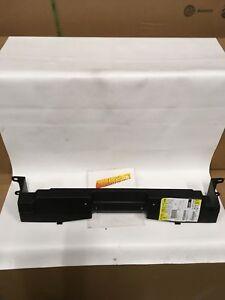 2005-2013 CHEVY CORVETTE BLACK PLASTIC UPPER RADIATOR SUPPORT NEW GM 15868159