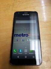 Kyocera Hydro WAVE C6740N - 8GB - Black (MetroPCS) Smartphone CLEAN IMEI ESN