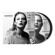 Taylor Swift - Reputation Vinyl Double Picture LP Free Fast Shipping