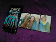 Abba - The Best Of, Reader's Digest Boxset Cassettes x 3
