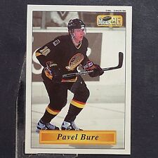 PAVEL BURE  1995-96  Bashan  Imperial  Super Stickers  #123  Vancouver Canucks