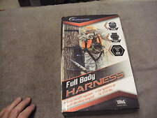 Ameristep Full Body Tree Stand Harness , Hunters up to 300lbs , Easy Off/On