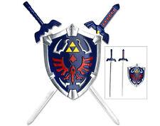 45640 Legend Of Zelda Hylian Shield & Link Sword Collectible Wall Display