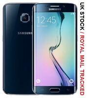 Samsung Galaxy S6 Edge SM-G925F - 32GB - Black Sapphire (Unlocked) UK Version