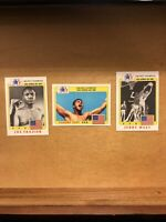1983 Topps Greatest Olympians #1-99 Including #92 CASSIUS CLAY Muhammed Ali ~Set