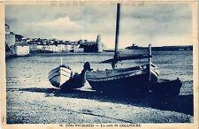 CPA     Cote Vermeille - Un coin de Collioure    (451391)