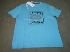 LACOSTE BLUE T-SHIRT SIZE 4/SMALL