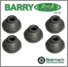 5 x track rod end coffre en caoutchouc defender discovery series 2a & 3 barry 4x4 214649