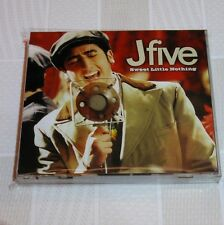 J-Five - Sweet Little Nothing JAPAN CD+DVD W/OBI #M01
