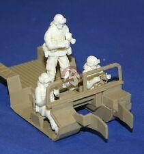 CMK 1/35 M1095 Hummer Crew (HMMWV Humvee) (3 Figures) F35200
