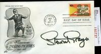 Stewart Granger Signed Jsa Certed Fdc Authentic Autograph