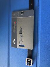 KLM Platinum Luggage Tag