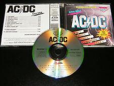 AC/DC – Live USA Cleveland,Boston 1977, 78 Very Rare German Import CD