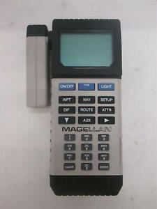 Magellan, ProMARK X CM-EU GPS, Used