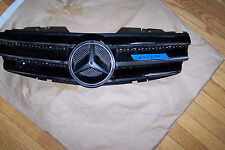 mercedes sl  only owners grill chrome plastic strip w230  used original