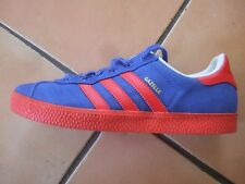 Adidas Gazelle baskets  FR 39 1/3   en toile homme  UK 6  US 6 1/2