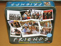 FRIENDS Ultimate Trivia Game - Metal Tin (100% COMPLETE / EXCELLENT CONDITION)