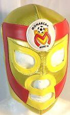 MONARCAS MORELIA!!!! WRESTLING-LUCHADOR MASK!! Great Mask For Fans!!!(Michoacán)