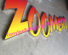 Custom Channel Letter Signs,30-inch tall,power include,customs sizes and font