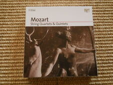 Mozart: String Quartets & Quintets - 11 CD Box & Booklet