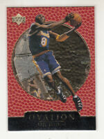 KOBE BRYANT 1998-99 Upper Deck Ovation Gold Parallel #29 Lakers NM 332/1000