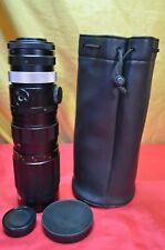 ACCURA Zoom Lens 70-230mm F4.5, M42 Screw Mount Lens, Built in Tripod Mount