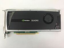 Original Apple Mac Pro NVIDIA Quadro 4000 2GB PCIe Graphics Video Card 2008-2012