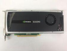 Original Apple Mac Pro NVIDIA Quadro 4000 2GB PCIe Graphics Video Card 2008-2012