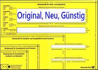 🔥 Briefschablone Formatschablone Postschablone Portoschablone Messschablone NEU