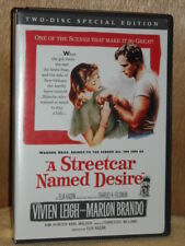 A Streetcar Named Desire (DVD, 2006, 2-Disc Set, Special Edition) Marlon Brando