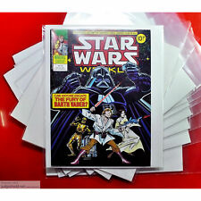 Star Wars Comic Bags Size2 for Comics Magazines Graphic Novels and Annuals x 50