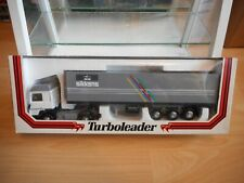 """Eligor / LBS Renault 390 + Trailer """"Akzo / Sikkens"""" in White/Grey on 1:43 in Box"""