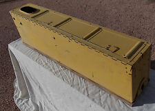 RARE USN USMC Grumman F-8 Bearcat Fighter 50 Cal. Wing Ammo Can, WOW!