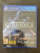 Star Wars: Battlefront II (Sony PlayStation 4, 2017)