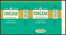 Philippine COOLEM Cigarette Label