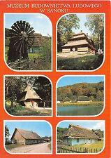 B46342 Sanok Muzeum Budownictwa Ludowego   poland