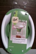 Ball 10732 Collapsible Canning Funnel FREE SHIPPING