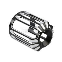 CNC Oil Filter Cover Cap Trim For Harley Road King Street Electra Glide Twin Cam