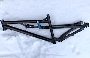 "Nicolai Geometron Dirtjump/Slopestyle Frame 40mm Fox Full Suspension 26"" *Light*"
