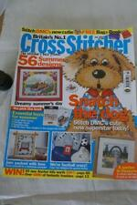 July Cross Stitcher Hobbies & Crafts Magazines