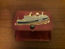 More details for sealink british ferries real leather wallet