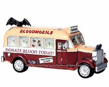 Lemax 93719 BLOODMOBILE Spooky Town Table Accent Retired Halloween Decor Piece I