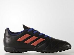 Adidas Ace 17.4 TF Women's Soccer Shoes Black BY2814 Size 8